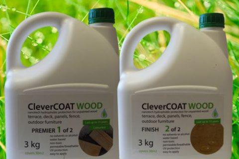 Нанозащита для дерева WOOD PREMIER, 3 кг.
